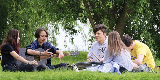 Centre de loisirs, accueil enfant de 12 à 17 ans