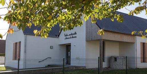 École maternelle de Monthou-sur-Bièvre