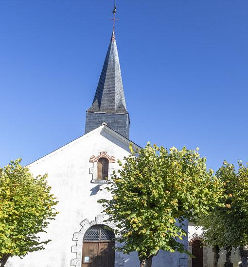 Église de Monthou-sur-Bièvre