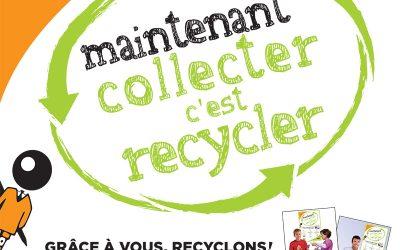 Programme de recyclage des instruments d'écriture
