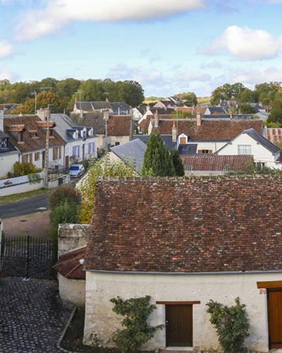 Village de Monthou sur Bièvre